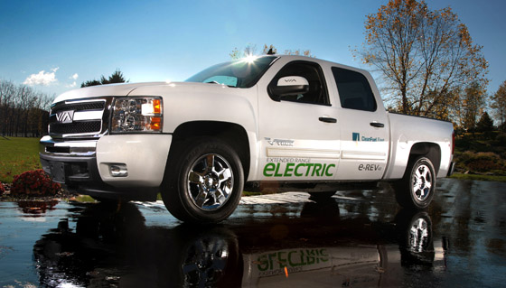 electric-pick-up-truck