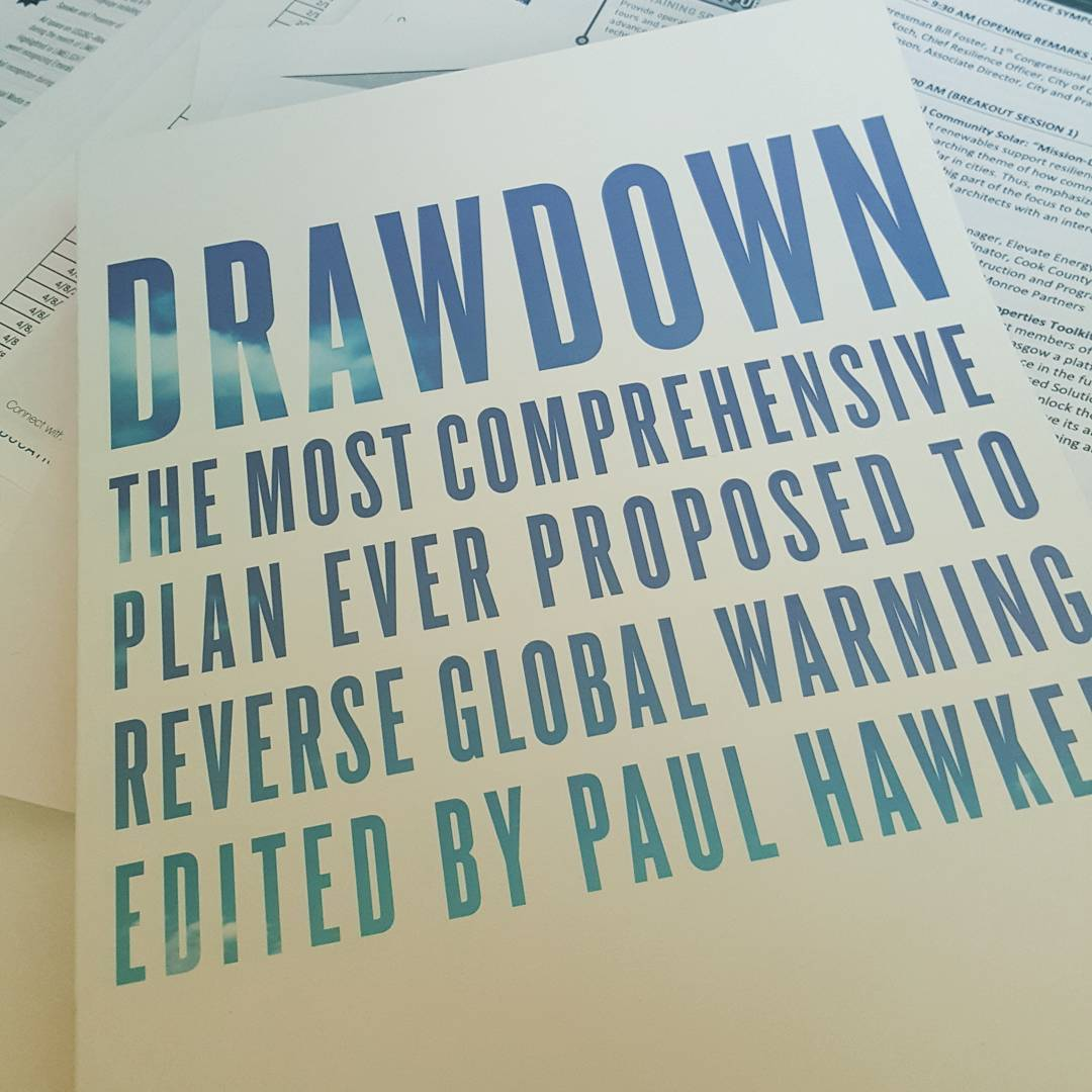 10 Points on Global Warming: The Carbon Drawdown USGBC Panel